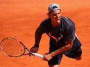 Xếp hạng Tennis - BXH tennis 4/5: Nadal bảo vệ 1000 điểm tại Madrid