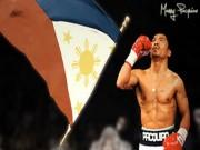 Tin bên lề thể thao - Cả nước Philippines vẫn đón Pacquiao như người hùng