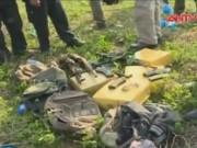 An ninh Xã hội - Nổ súng bắt nhóm đối tượng vận chuyển 160 bánh heroin