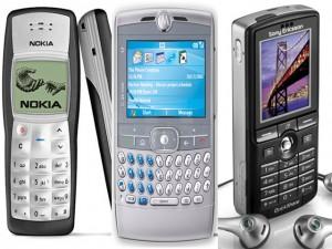 """Điện thoại - Điện thoại nào """"làm mưa, làm gió"""" 10 năm trước"""