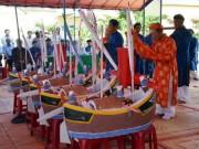 Video An ninh - Lễ khao lề thế lính Hoàng Sa trên đất đảo Lý Sơn