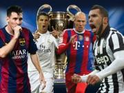 """Cup C1 - Champions League - Trước lượt đi bán kết C1: """"Cố nhân"""" đại chiến"""