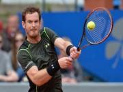 Tennis - Tin HOT 4/5: Murray lần đầu vô địch sân đất nện