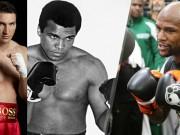 Thể thao - Mayweather, Klitschko, Ali: Ai vĩ đại nhất