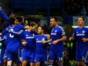 """Bóng đá Ngoại hạng Anh - Chelsea vô địch: Sẽ vĩ đại như """"Mou-team 2004"""""""