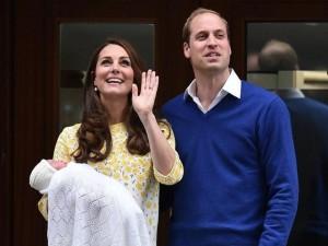 Tin tức trong ngày - Tiểu công chúa Anh chính thức được đặt tên