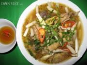 Ẩm thực - Thanh mát ngó sen nấu canh chua gà