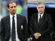Bóng đá - Real, Juventus lên dây cót tinh thần trước đại chiến