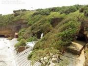 Du lịch - Ngôi chùa ẩn mình trong hang núi lửa ở đảo Lý Sơn
