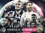 """Sự kiện - Bình luận - Juventus – Real: Thách thức """"lời nguyền"""""""