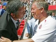 Bóng đá Ngoại hạng Anh - Mourinho thừa nhận khó sánh ngang với Sir Alex