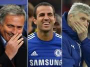 Bóng đá Ngoại hạng Anh - Fabregas chê Wenger không bằng Mourinho