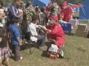 Video An ninh - Nepal tư vấn tâm lý cho người dân sau thảm họa động đất