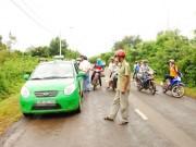 An ninh Xã hội - Bắt kẻ cướp taxi chạy từ Hà Nội vào tận Hà Tĩnh