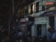 Video An ninh - Cháy nhà giữa trung tâm TP.HCM, bé gái 2 tuổi tử vong