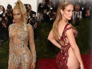 """Thời trang - 3 mẫu váy xuyên thấu """"bỏng mắt"""" tại Met Gala 2015"""
