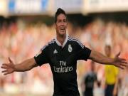 """Cup C1 - Champions League - James Rodriguez phung phí """"cơ hội vàng"""""""