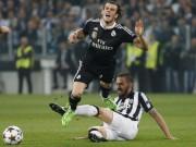 Cup C1 - Champions League - Juventus - Real: Đòn phản công sắc lẹm