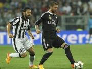 Video bóng đá hot - Có Ramos, Bale, Real như đá chấp người