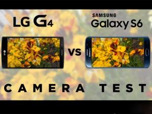 Dế sắp ra lò - So sánh camera LG G4 với Galaxy S6
