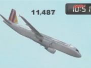 """Video An ninh - Cơ phó A320 lên kịch bản """"hoàn hảo"""" cho kế hoạch tự tử"""