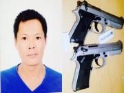 """Video An ninh - Sát thủ trốn nã Trung Quốc """"tuồn"""" vũ khí vào Việt Nam"""