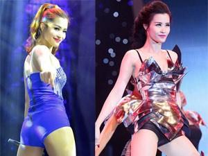 Thời trang - Đông Nhi ngày càng sành sỏi với chiếc quần 5cm
