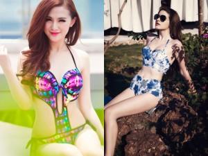 Bạn trẻ - Cuộc sống - Hot girl Việt khoe khéo vẻ đẹp gợi cảm với bikini