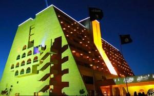 Thế giới - Bên trong khách sạn siêu sang đầu tiên của IS