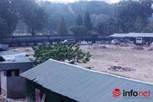 Tin tức trong ngày - HN xây bãi đỗ xe ngầm 10.000m2 trong CV Thống Nhất