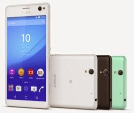"""Điện thoại - Sony trình làng điện thoại """"tự sướng"""" mới Xperia C4"""