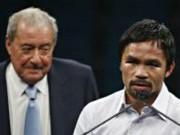 Tin bên lề thể thao - Vụ Pacquiao bị kiện ra tòa: 'Trận đấu thế kỷ' hay 'cú lừa thế kỷ'