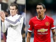 Ngôi sao bóng đá - MU đổi Di Maria lấy Bale: Không gì là không thể