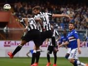 Bóng đá - Vidal  đánh đầu giúp Juventus vô địch top 5 V34 Serie A