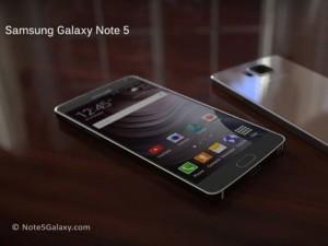 Điện thoại - Samsung Galaxy Note 5 màn hình 4K, viền kim loại