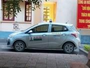 An ninh Xã hội - Đánh cắp xe taxi, lái đi thăm bạn gái