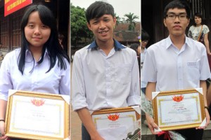 Giáo dục - du học - Học sinh giỏi quốc gia bày cách học tốt môn Sử