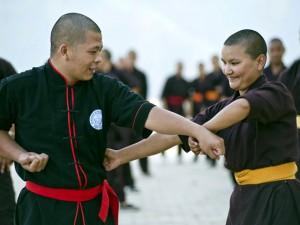 Gặp võ sư Việt dạy võ giúp ni cô Nepal thoát động đất