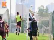 Bóng đá Việt Nam - ĐTVN luyện phạt góc như Tuyết Dung để đấu Thái Lan