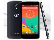 Lộ diện siêu smartphone Q7 Plus giá 5,4 triệu đồng của Avatelecom