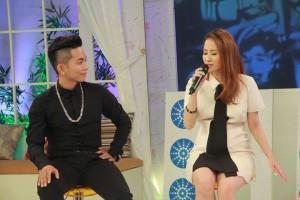 Ca nhạc - MTV - Khánh Thi òa khóc bên Phan Hiển trên sóng truyền hình