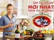 Xu hướng mới chọn thiết bị bếp của người tiêu dùng Việt