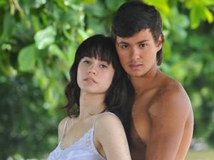 """Hậu trường phim - Mối tình """"kỳ lạ"""" của mỹ nữ Philippines trên màn ảnh"""
