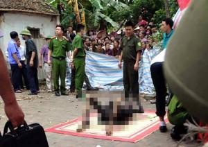 Tin tức Việt Nam - Kinh hãi phát hiện xác người cháy đen trong nhà hoang