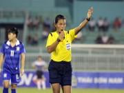 Bóng đá - CĐV nghi ngờ trọng tài Myanmar bắt ép ĐT nữ Việt Nam