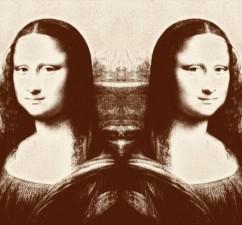 """Phi thường - kỳ quặc - Phát hiện """"người ngoài hành tinh"""" trong bức Mona Lisa"""