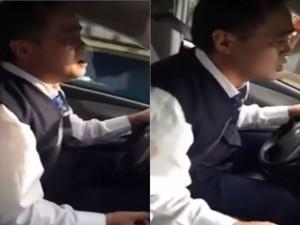 Bạn trẻ - Cuộc sống - Tài xế taxi Đài Loan hát hit của Tuấn Hưng cực đỉnh