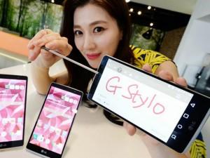 Dế sắp ra lò - LG ra mắt smartphone tầm trung LG G Stylo thẻ 2 TB