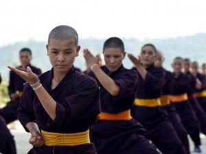 """Người thầy của các """"nữ anh hùng võ thuật"""" Nepal (Kỳ 2)"""