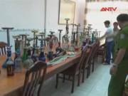 Video An ninh - Bắt quả tang nhiều tụ điểm bán shisha cho học sinh